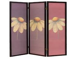 folding screen room divider flower massage spa equipment supply