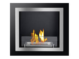 ignis antalia recessed ventless ethanol fireplace ul cul fire