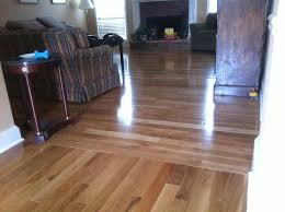 pre finished hardwood flooring custom direction change roswell ga