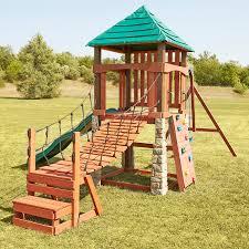 amazon com swing n slide sherwood playset toys u0026 games