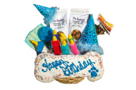 birthday baskets gift baskets archives the barkery birthday cakes for dogs