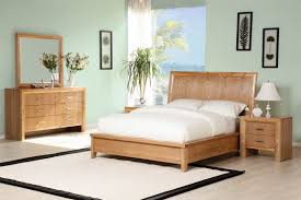 zen bedroom ideas on a budget gree white yellow solid wood corner