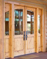 Solid Exterior Doors Custom Solid Wood Doors And Millwork By Pine Door