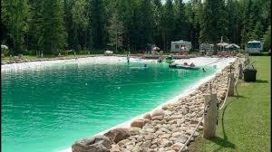 1 200 000 litre backyard pool youtube