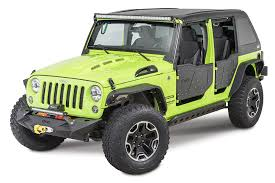 jeep unlimited green dv8 offroad srsotb 04 sr 4 rock sliders for 07 18 jeep wrangler