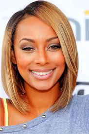 hairstyles for short to medium length medium short black hairstyle women medium haircut