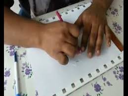 Blind Write Innovative Way To Enable The Blind To Read Write And To Draw Same