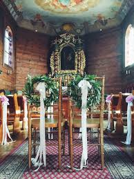 Church Decorations 25 Best Kościół Images On Pinterest Marriage Wedding And Church