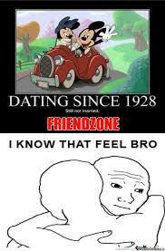 Mickey Mouse Meme - friendzone mickey mouse by xdetroid meme center
