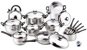 ustensiles de cuisine inox avantages et inconvénient de la cuisine à l inox