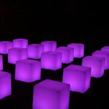 led cubes led cubes stools magic led cube stool wholesale trader from