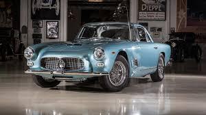 vintage maserati motorcycle 1962 maserati 3500 gti jay leno u0027s garage youtube
