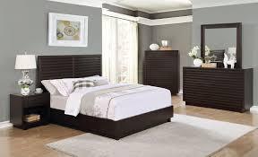coaster bedroom set coaster matheson 4 piece bedroom set las vegas furniture online