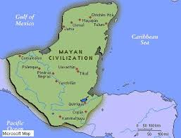 mayan empire map imageh7t jpg