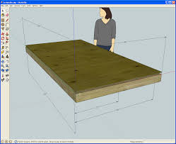 wooden model train table design plans pdf plans