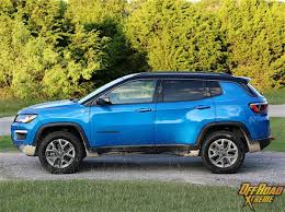 jeep trailhawk lifted 2017 jeep compass trailhawk review