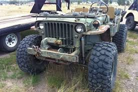 willys jeep off road willys jeep m38 offroad 4x4 custom truck military suv retro