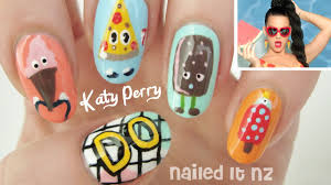 katy perry this is how we do nail art youtube
