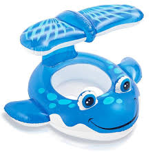 amazon com intex whale baby float toys u0026 games