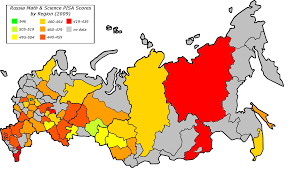 Map Testing Scores New Pisa Test Results The Unz Review