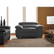 canapé et fauteuil en cuir fauteuil cuir la maison du canapé pas cher à prix auchan