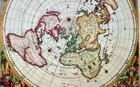 Flat Map Of The United States by Pt 2 Some 500 Yr Old Maps Curvature Flat Earth Astrolabe Survey