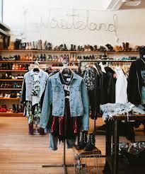 clothing shops best thrift stores cool vintage shops