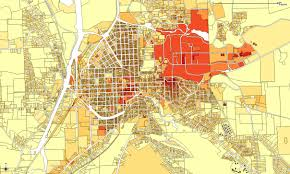 Ithaca Ny Map Why Property Taxes In Ithaca Are So High Part Ii 6 Reasons From