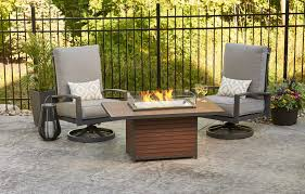 patio furniture with fire pit table top 68 first rate outdoor fire bowls pit seating sets natural gas