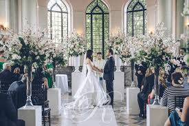 Wedding Ceremony Castle Loma Wedding Ceremony Toronto Wedding Decor