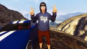 how to put hoodie on without glitch how to dress swaggy gta