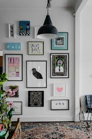 Art On Walls Home Decorating by Best 25 Art Walls Ideas On Pinterest Hallway Bench Gallery