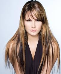 long brown hairstyles with parshall highlight long hair with highlights hairstyle for women man