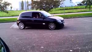 renault clio 2000 renault clio 1 6 16v tuning youtube