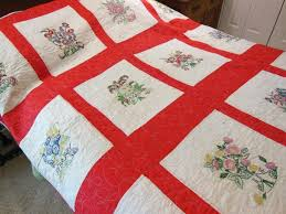 Flowers Of The Month Bluebird Gardens Quilts And Gifts