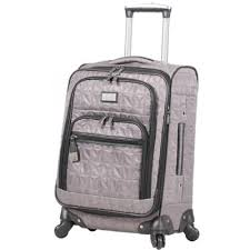 Nicole Miller Bathroom Accessories by Buy Nicole Miller Luggage From Bed Bath U0026 Beyond