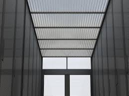 fixed vertical panels cold aisle containment data center