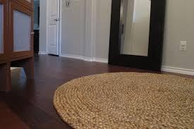 Rugs For Hardwood Floors by Decor Breathtaking Jute Rug 8x10 Create Elegant Home Flooring