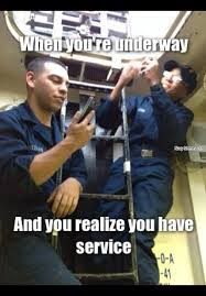 Funny Navy Memes - cell coverage underday navy memes clean mandatory fun