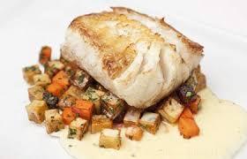 lemon beurre blanc recipe roast cod with lemon beurre blanc and winter ratatouille mastercook