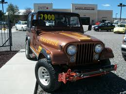 renegade jeep cj7 1983 jeep cj7 renegade 4x4 sold you sell auto