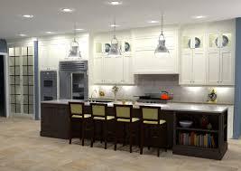 traditional white kitchen design 3d rendering nick kitchens nick miller design