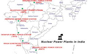 Map Of World Nuclear Power Plants by Where Are The Nuclear Power Plants In India Youtube