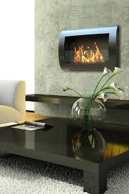 anywhere fireplace model black wall mount bio ethanol menards