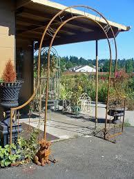 j pedersen home and garden gift decor welcome arbor w3062a