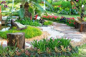 Backyard Walkway Designs - 85 walkway ideas and designs for 2017 pictures