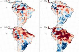 Colorado Wildfire Risk Map by Conditions Are Ripe For An Intense Fire Season In Amazonia Image