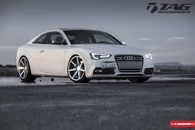 convertible audi white custom lighting and custom rims on black convertible audi a5