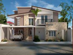 2 Storey Modern House Designs And Floor Plans Ha Two Storey 3 Bedroom Home Fitting In A 120 Square Meters 10