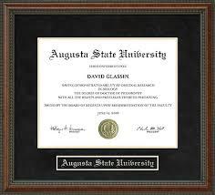 14x17 diploma frame augusta state asu diploma frame everything